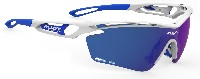 Rudy Project - Tralyx XL - White Gloss - Mutilaser Blue