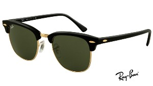 Ray-Ban Clubmaster 3016 W0365 Large size