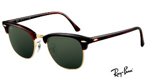 Ray-Ban Clubmaster 3016 W0366 Medium size