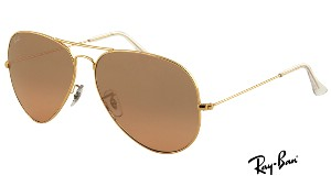 Ray-Ban Aviator large metal 3025 001-3E Small size