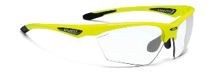 Rudy Project - Stratofly Yellow Fluo - Photochromic Clear